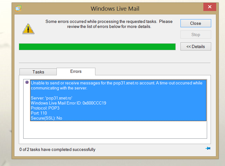 how to install windows live mail 2014